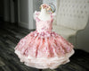 The Traveling Dress Project: The Cosette Gown. Shortie Style: Size 12, fits 8-13
