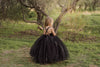 The Ophelia Dress: Black