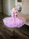 The Traveling Dress Project: The Beatrice Shortie: Size 6, fits sizes 3-8