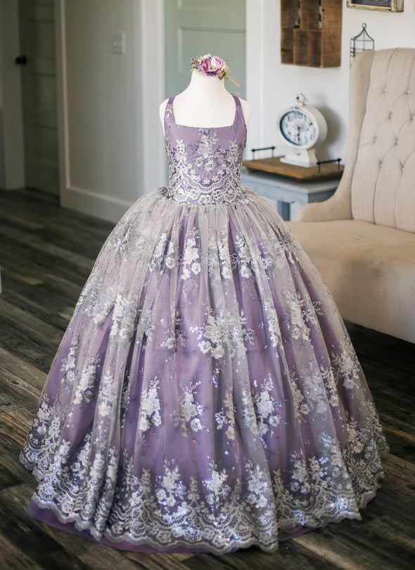 The Traveling Dress Project: The Gwen Gown: Size 10, fits sizes 7-12