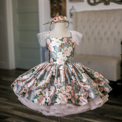 The Traveling Dress Project: The Olivia Gown: Size 8 Shortie: fits sizes 5-10
