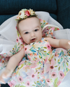 The Traveling Dress Project: The Lily Gown: Size 3months-2T