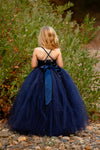 The Grace Dress: Navy Blue