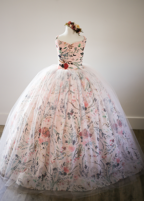 Rent The Blush Fable Gown: Size 14, fits 9-14yrs