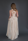 The Danielle Dress: Champagne