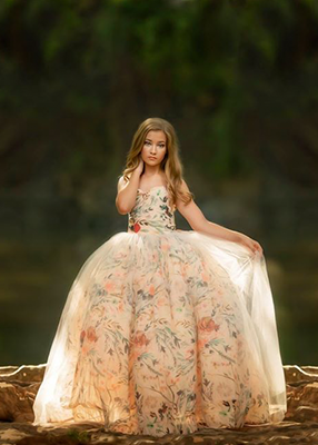 The Blush Fable Gown