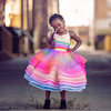 RENT The Rainbow Bright Gown: Size 8, fits sizes 4-10