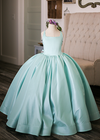 The Traveling Dress Project: The Hadley Gown in Seafoam - Size 6, fits 4-8