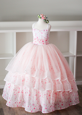 The {Wish Upon A Star} Gown