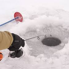Let's go ice fishing