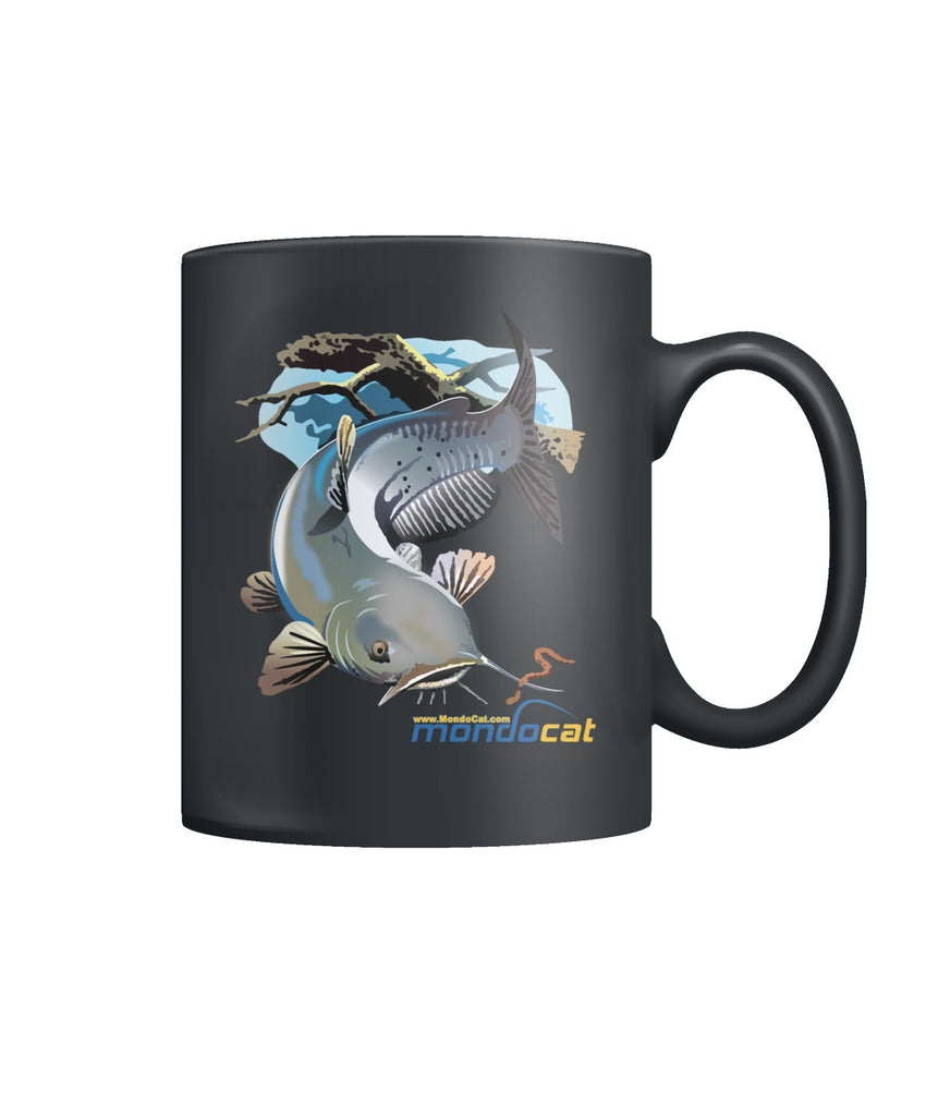 Mondocat Java Coffee Mugs