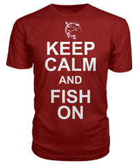 Keep Calm and Catfish