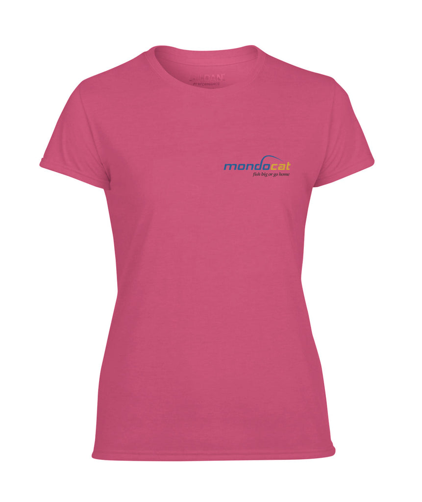 Mondocat Womens Performance Short Sleeve [S-2XL]