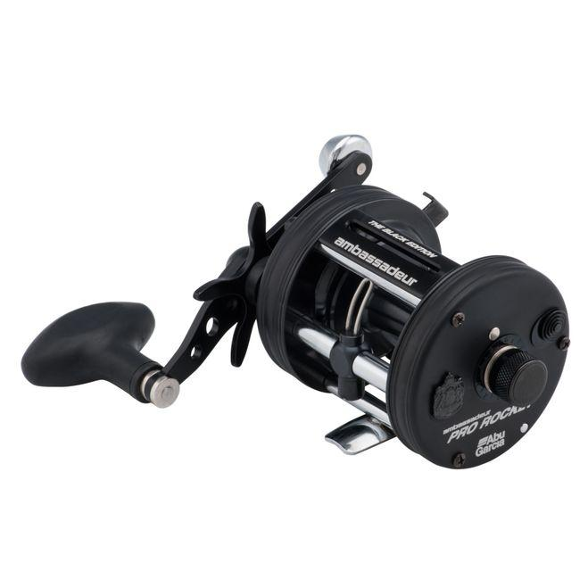 Abu Garcia Baitcast Reel - ProRocket-6500 Black Edition