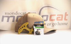 Sportsmen's Bundle - Hat, Line Breaker, Line Cutter, & Decal
