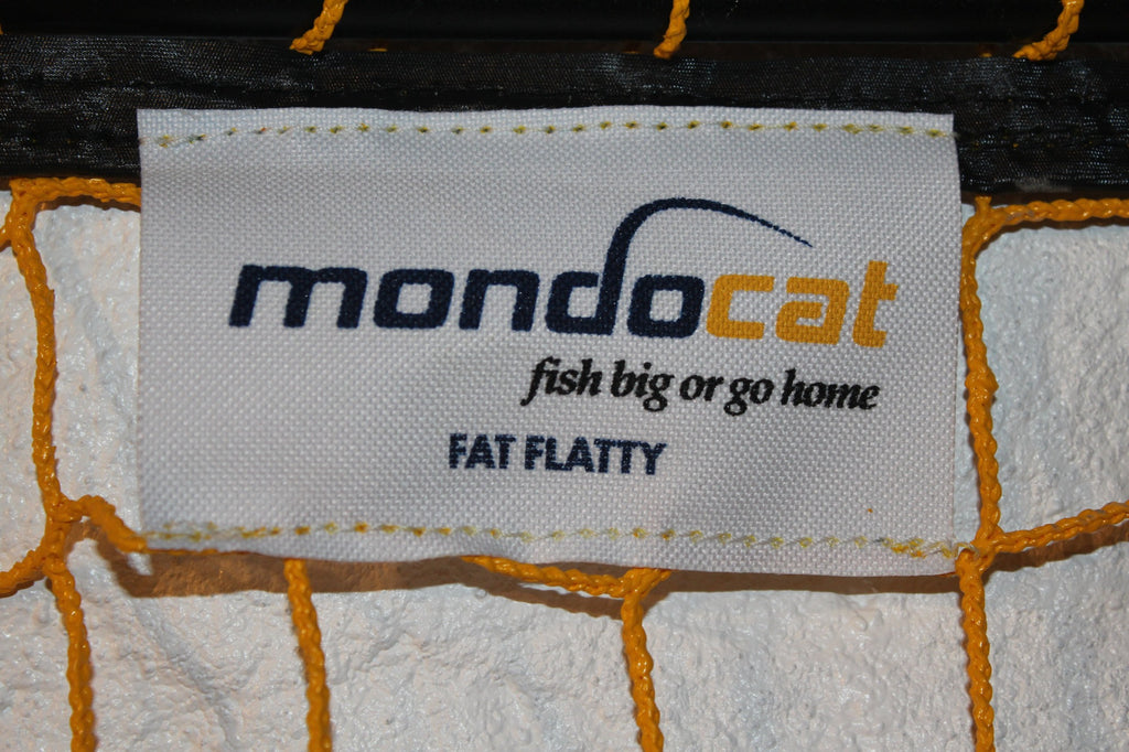 "Fat Flatty Landing Net - 1"" Mesh Netting"