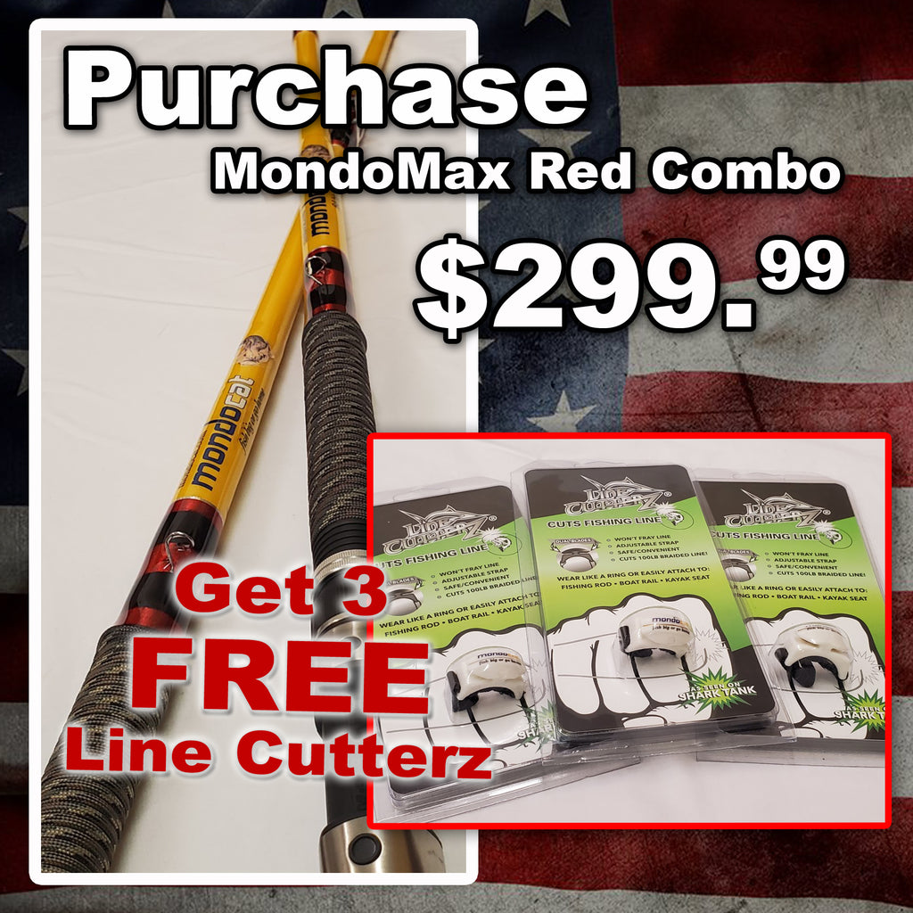 Special -  MondoMax Red Combo