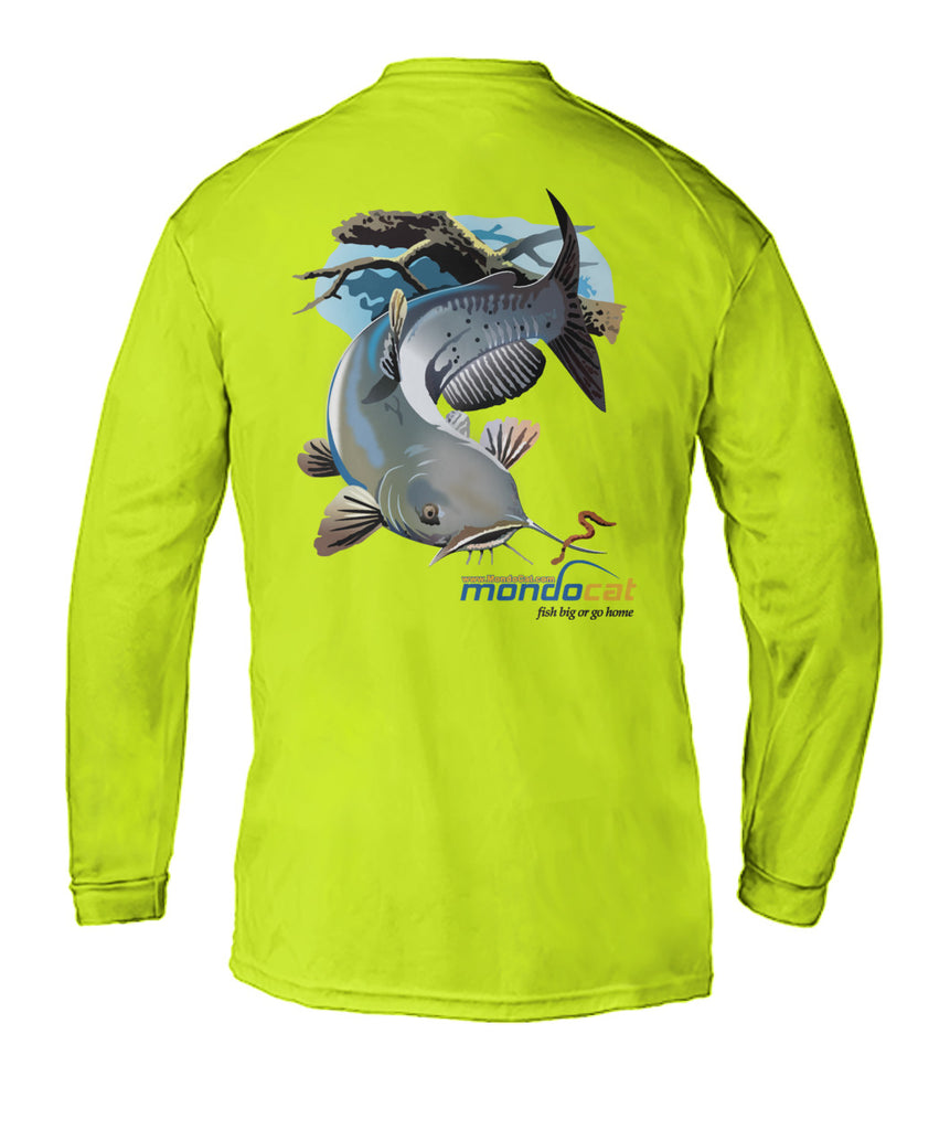 Mondocat Performance Long Sleeve [S-2XL]