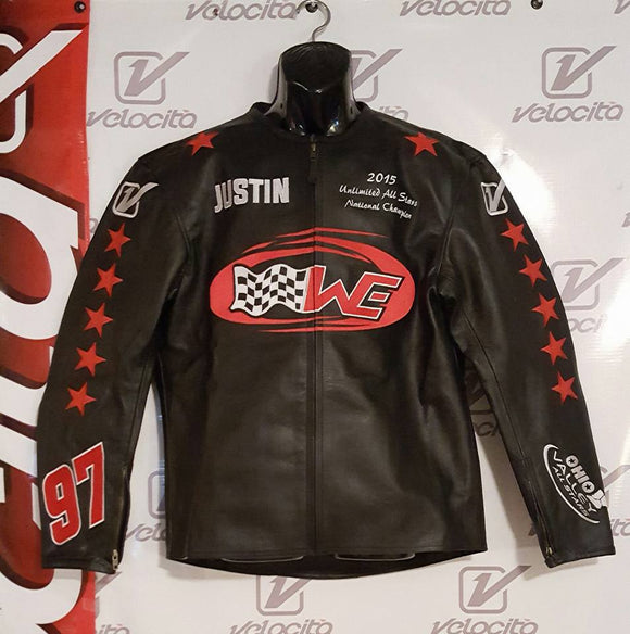 Velocita Pro Series Leather Jacket