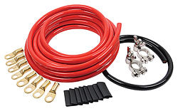 Battery Cable Kit 4ga.