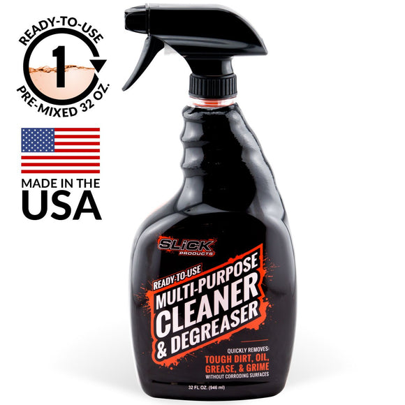 Slick Products Multi-Purpose Cleaner & Degreaser