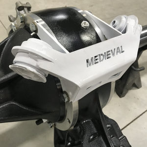Medieval Quick Change Upper Trailing Arm Mount Complete