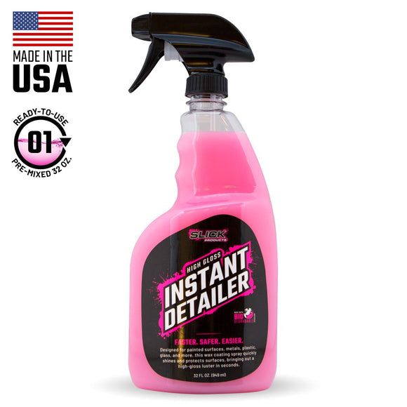 Slick Products Instant Detailer