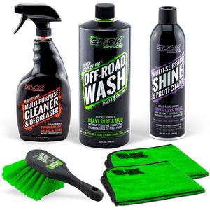 Slick Products Motorsports Cleaning Kit