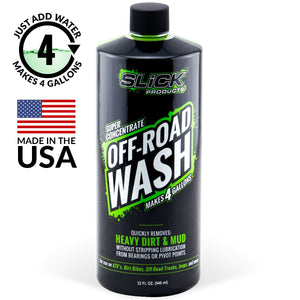 Slick Products Off-Road Wash