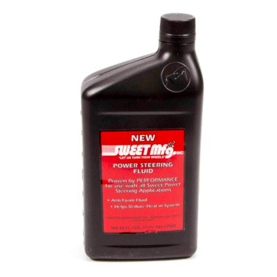 Sweet Power Steering Fluid