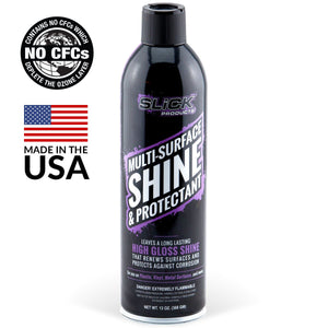 Slick Products Shine & Protect Spray