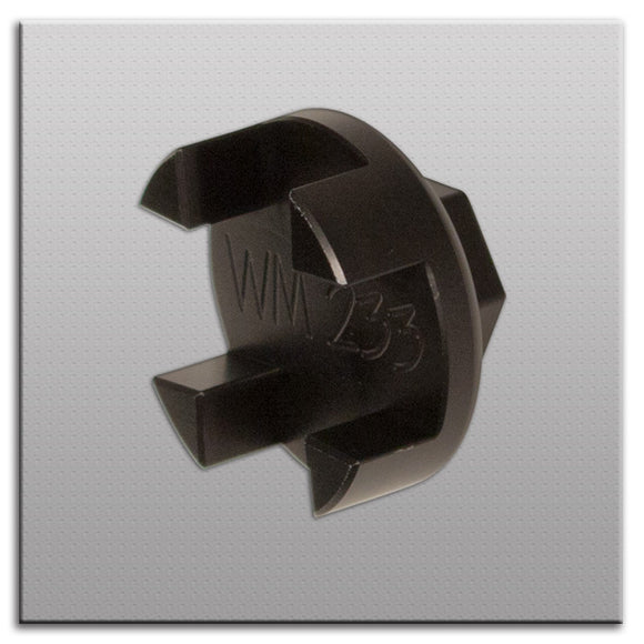 Wehrs Fuel Barrel Socket