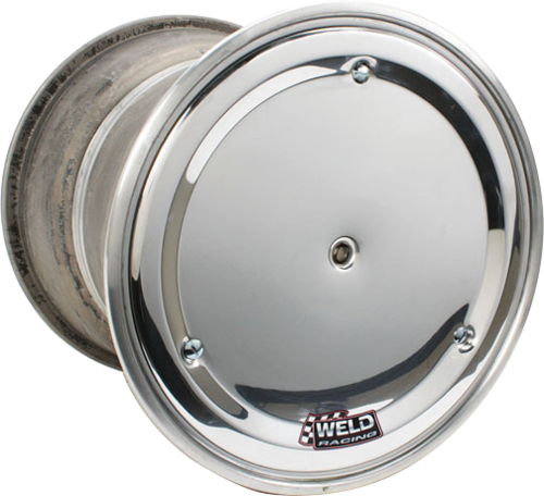 Weld 15 x14 Wide 5 Aluminum Wheel