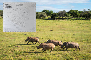 Xplorer Maps to Create Custom Map of South African Private Wilderness Reserve