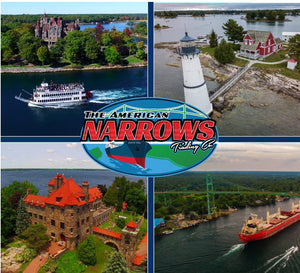 Xplorer Maps Partners with Uncle Sam Boat Tours to Create Thousand Islands Map