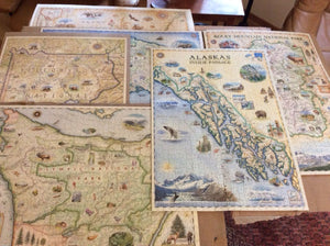Retired National Park Service Superintendent Ramps Up Puzzle Time During Covid-19 Pandemic