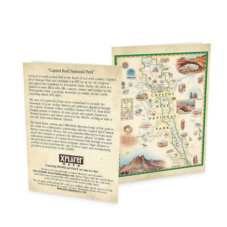Capitol Reef Greeting Cards