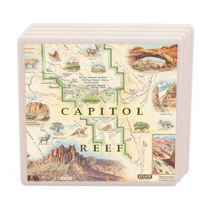 Capitol Reef Coasters