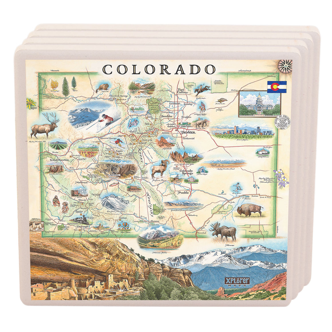 Colorado coasters
