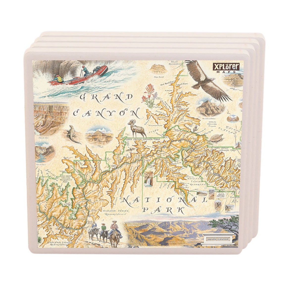 Grand Canyon Coasters