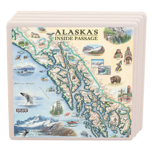 Inside Passage Coasters
