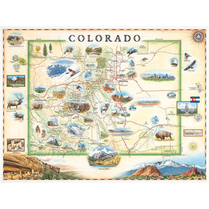 Colorado Map