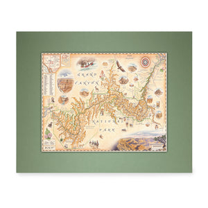 Grand Canyon Mini-Map