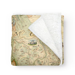 Montana Fleece Blanket