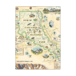 North Cascades Magnets