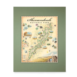 Shenandoah Mini-Map