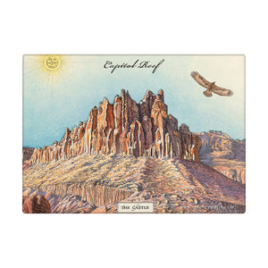 Capitol Reef Magnets