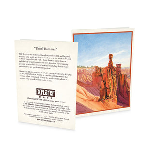 Bryce Canyon Notecards