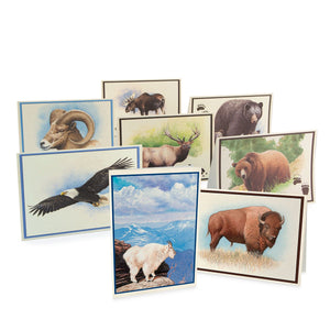 Wildlife Greeting Cards