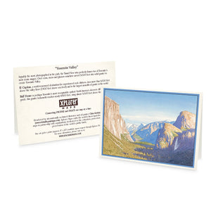 Yosemite Notecards